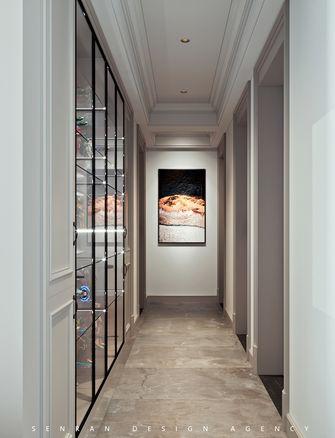 140平米四室一厅现代简约风格走廊图