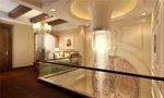 140平米别墅东南亚风格楼梯间图片大全