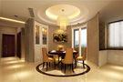 10-15万80平米现代简约风格餐厅图片大全