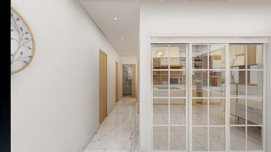130平米三日式风格走廊图