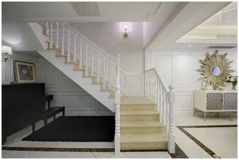 20万以上140平米复式混搭风格楼梯设计图