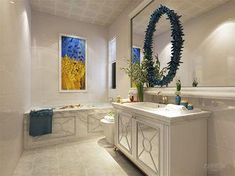 富裕型140平米四室四厅欧式风格卫生间效果图
