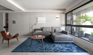 130平米三室一厅日式风格客厅欣赏图