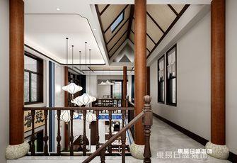 140平米四室两厅中式风格阁楼设计图