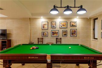 豪华型140平米别墅美式风格健身室欣赏图