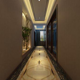 130平米四室一厅中式风格走廊装修效果图
