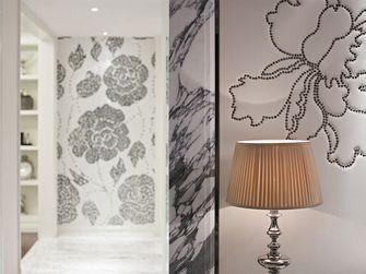 70平米一室两厅欧式风格卧室装修图片大全