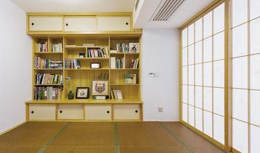 140平米复式北欧风格书房图片