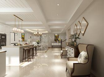 豪华型140平米别墅混搭风格餐厅图片大全