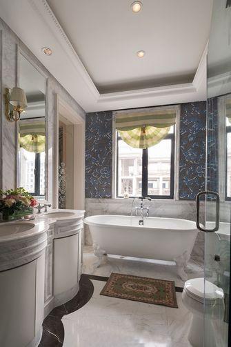 140平米四室一厅法式风格卫生间装修案例