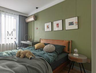 130平米现代简约风格卧室设计图