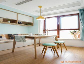 富裕型140平米三室两厅宜家风格餐厅装修案例