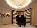 豪华型140平米三室一厅法式风格储藏室装修案例