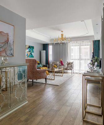 140平米四室两厅新古典风格走廊欣赏图