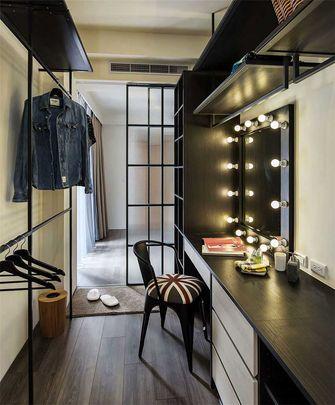 100平米三室两厅新古典风格衣帽间欣赏图