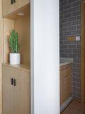 100平米三室五厅北欧风格卫生间设计图