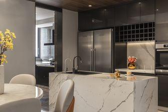 130平米三室两厅地中海风格厨房装修案例