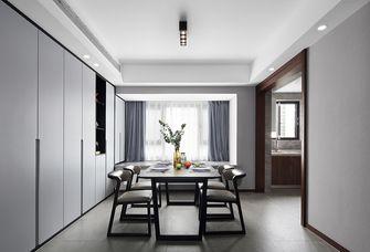 80平米三室一厅宜家风格餐厅图片大全