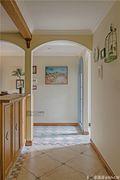 90平米三室两厅法式风格玄关装修案例