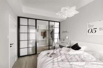 140平米三北欧风格卧室装修图片大全
