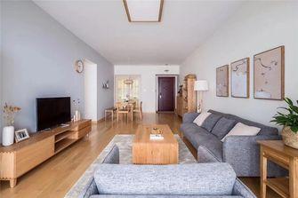 100平米一室一厅中式风格客厅效果图