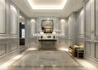 140平米别墅北欧风格玄关设计图