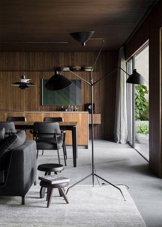 140平米复式宜家风格餐厅设计图