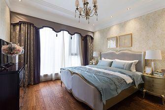 110平米四室一厅新古典风格卧室装修案例