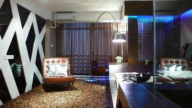 30平米超小户型英伦风格客厅装修图片大全
