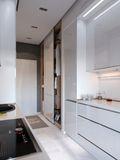 30平米超小户型混搭风格玄关装修案例
