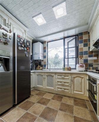 140平米复式地中海风格厨房效果图
