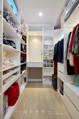 富裕型80平米三室两厅宜家风格衣帽间装修图片大全
