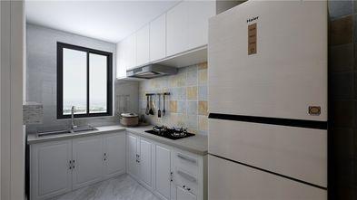 70平米混搭风格厨房设计图