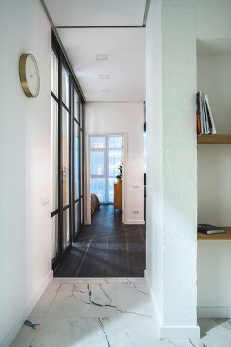 60平米公寓北欧风格玄关装修图片大全
