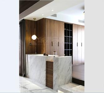 140平米三室两厅美式风格影音室装修图片大全