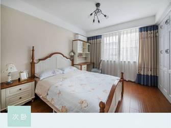 90平米美式风格卧室图片大全