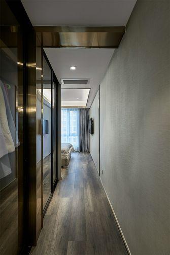 140平米四室一厅现代简约风格衣帽间设计图