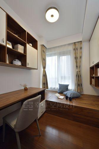 130平米三室两厅其他风格书房装修图片大全
