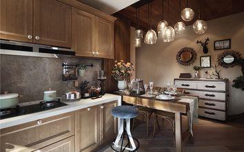 140平米别墅东南亚风格厨房图片大全