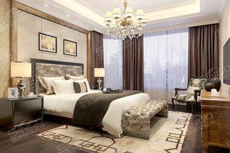 20万以上140平米四室四厅新古典风格卧室装修效果图