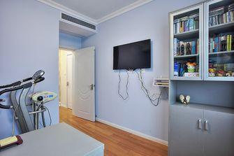 140平米三室两厅混搭风格健身室装修效果图
