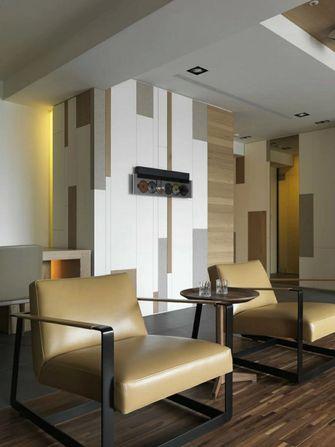120平米三室两厅日式风格影音室图片大全