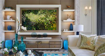 120平米三室两厅东南亚风格其他区域装修案例