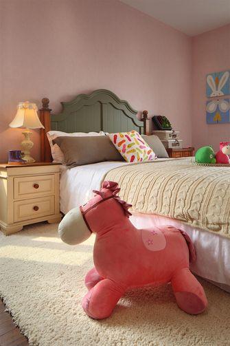 110平米田园风格儿童房装修效果图