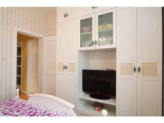 经济型90平米三室一厅东南亚风格儿童房设计图
