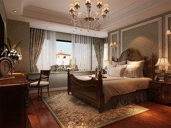 富裕型120平米四室两厅田园风格衣帽间图片