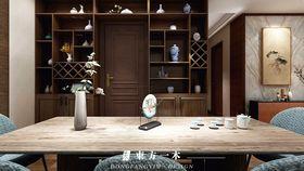 30平米以下超小户型中式风格餐厅设计图