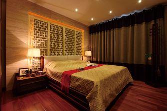 140平米四东南亚风格卧室装修效果图