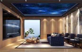 140平米别墅中式风格影音室装修图片大全