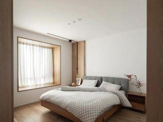 120平米三室两厅日式风格卧室图片大全